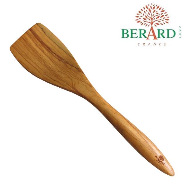 ベラール BERARD オリーブの木 スパチュラ大36cm#66770【ハンドクリーナー】【V】
