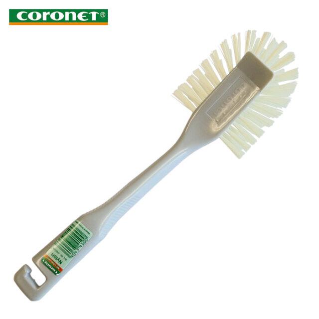 コロネット Coronet ドイツ製ナイロンキッチンブラシ【ディッシュブラシ】【アウトレット訳あり】