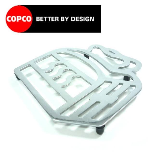 コプコ COPCO 鍋敷き トースター形