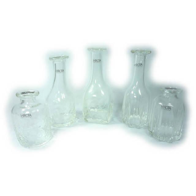 廣田硝子 HIROTA GLASS イビツな花瓶【アウトレット・訳あり特価品】【Z】