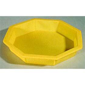 ルクエ LEKUE シリコン八角形ケーキモールド黄【アウトレット・訳あり特価品】