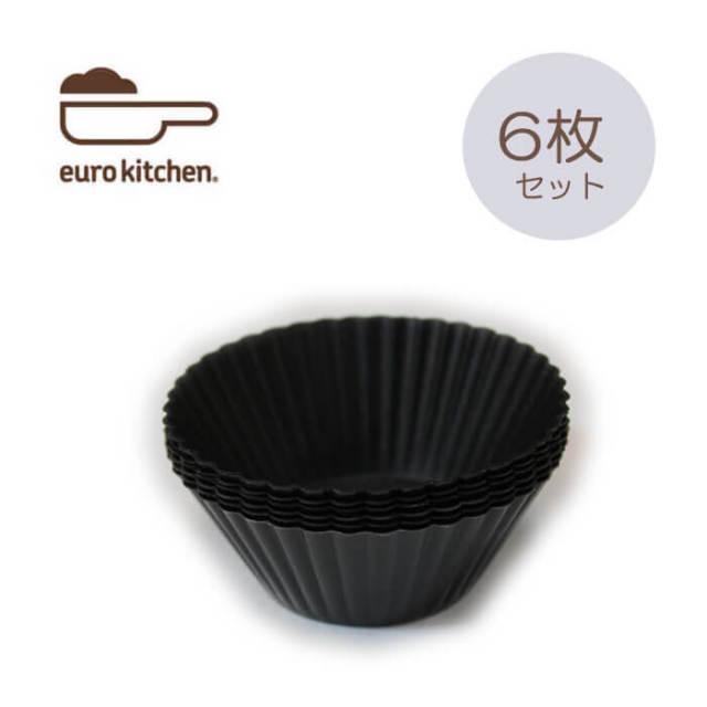 シリコンマフィンカップセット 焼き型