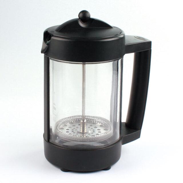 セバスチャン・コンランデザイン!約1時間保温のコーヒーメーカー(コーヒープレス/フレンチプレス)
