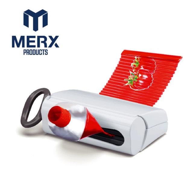 マークスプロダクツ チューブスクイーザー/しっかり絞れるチューブ絞り器 白