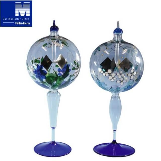 メラーサーモ 光車 ラジオメーター Radiometer スタンド型花柄 マーレライ #805952