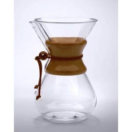 【完売】ケメックス CHEMEX コーヒーメーカー(大・6カップ)#6A【正規品】【45%OFFセール品】