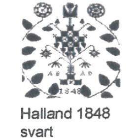 【在庫処分セール】カティナット KATTINATT スポンジワイプ・キッチンワイプ(ディッシュクロス 北欧) halland 1848 svart(黒)