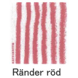 【在庫処分セール】カティナット KATTINATT スポンジワイプ・キッチンワイプ(ディッシュクロス 北欧) ストライプ(赤)rander