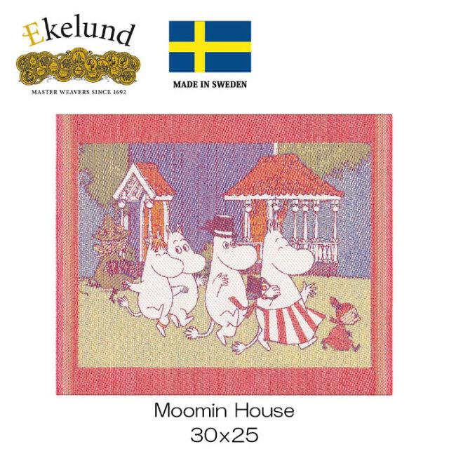エーケルンド ekelund 北欧 ディッシュクロス オーガニックコットン ムーミン moomin スウェーデン