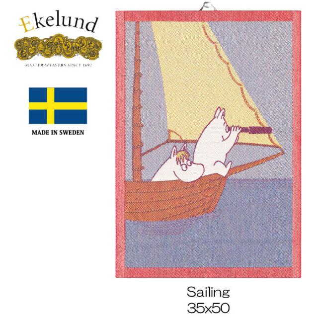 エーケルンド ekelund 北欧 タオル オーガニックコットン ムーミン moomin スウェーデン