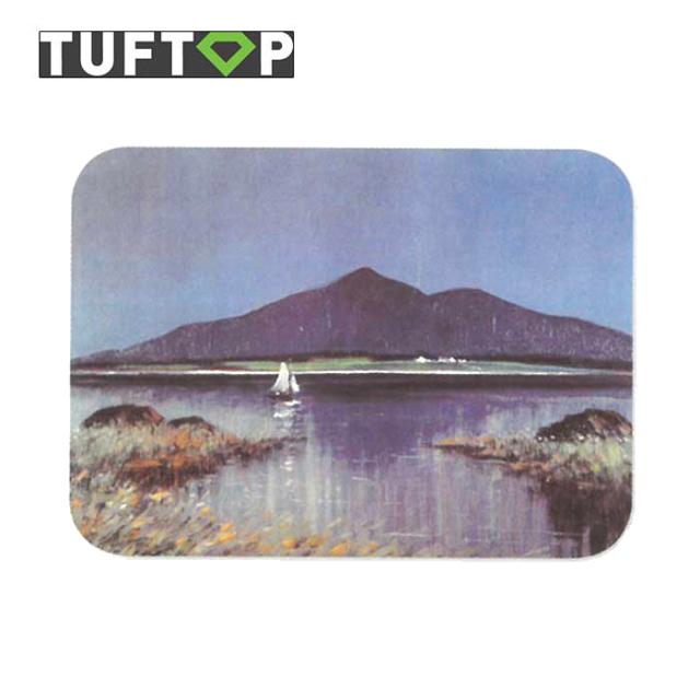 タフトップ TUFTOP ガラスまな板 『カントリー』 中【約30×40cm】【四角】コンネマリーベイ