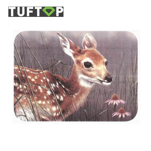 タフトップ ファウン(小鹿) ガラスまな板