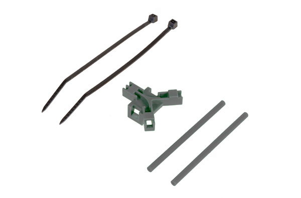 MIK04969 Antenna support for tailboom, grey