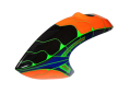 MIK04643  Canopy LOGO 800 XXtreme, neon orange / blue