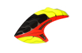 MIK04612 Canopy LOGO 800 XXtreme, neon red-yellow