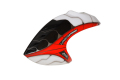 MIK04611 Canopy LOGO 800 XXtreme, red-white