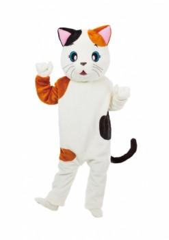 jg-496b 【送料無料】着ぐるみ ネコのミケちゃん