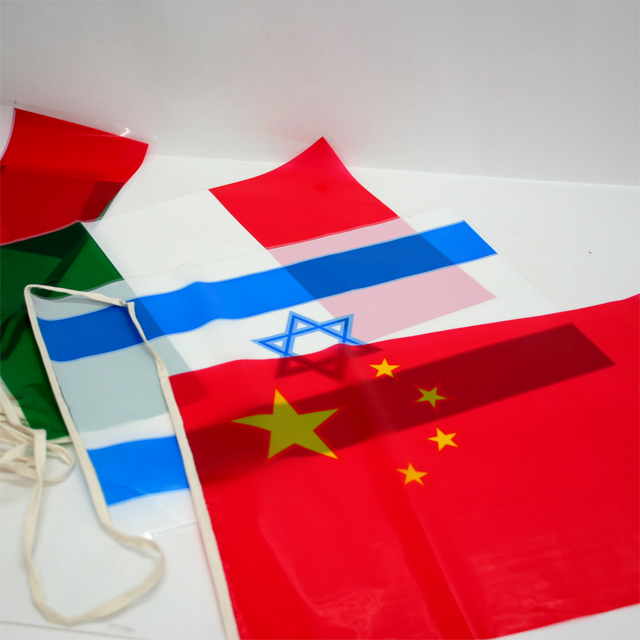 bn-014mik ポリ万国旗(大)20カ国付
