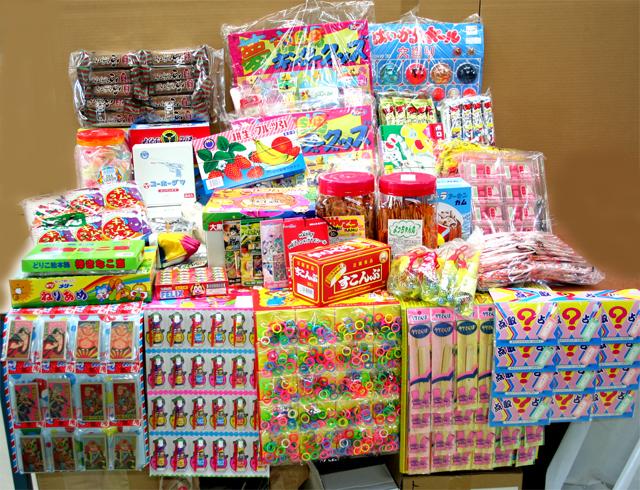 bs-049 駄菓子屋さんセットC