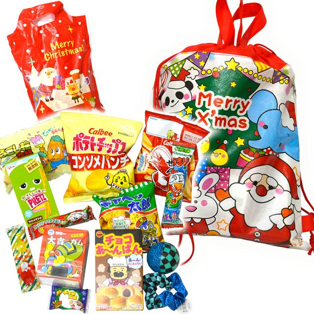 クリスマスおもちゃお菓子