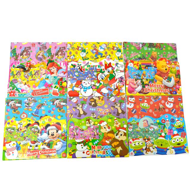 ディズニークリスマス折紙