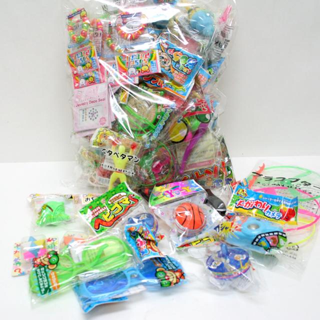 g-001ga おもちゃ取合せ詰め合わせ(C) 60個入(詰め合せ/詰合せ)