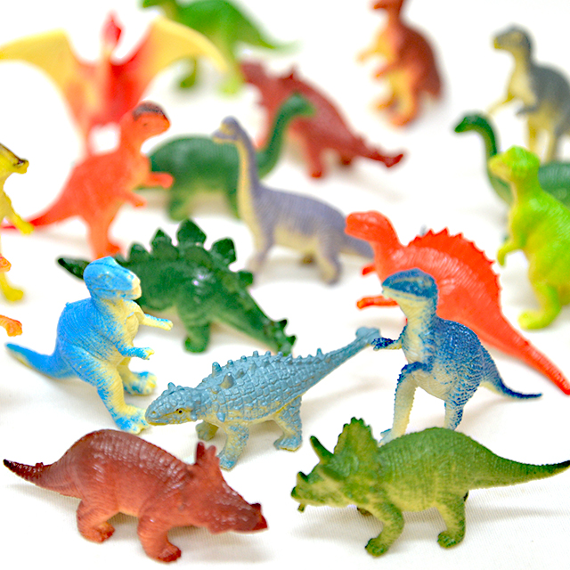 ga-275san 恐竜ミニフィギュアコレクション 約140個入