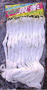 gr-074mik 【ビニロン】凧糸/タコ糸/たこ糸  24束付