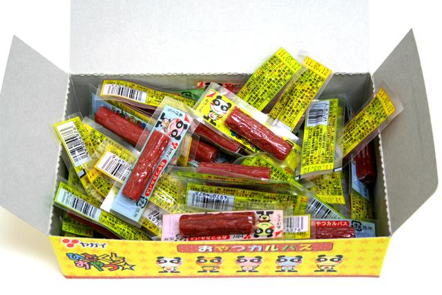 k-1-08 おやつカルパス 10円 50入【駄菓子】