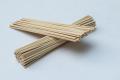 bm-238 花綿菓子用木製角棒 100本入(新型綿菓子機/花綿菓子機/TORNADO用割箸 四角40cm)