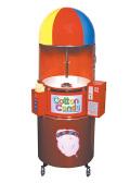 bm-106 わたがし自動販売機CA-6型、丸台付