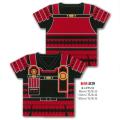 bn-052bmas ジャパニーズTシャツ 武将 1枚