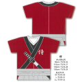 bn-052dmas ジャパニーズTシャツ 侍 1枚