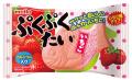 cho-10s ぷくぷくたい いちご 10入【駄菓子】