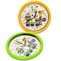 gb-360thir ディズニー【トイストーリー】壁掛け時計 どちらか1個