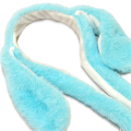 gb-393bhir 【ぴょんぴょん】うさ耳カチューシャ(ブルー/ホワイト)【うさ耳動くカチューシャ/うさみみピョンピョンカチューシャ】