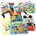 入園入学キャラクターバッグ袋