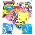 入園準備入学準備キャラクターバッグ袋