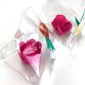 gc-755toc フラワーソープ【ピンク】 6入 (バラの花びら型の石鹸製品)