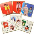 gr-410toc 【限定コレクター商品】アイドル歌手 写真付き色紙、いずれか1枚