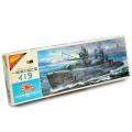 gr-412toc 【限定コレクター商品】Nichimo1/200完全スケールシリーズNO.6・パワーモデル 一等潜水艦乙型イ19