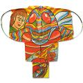 gr-426toc 【限定コレクター商品】やっこ凧 10枚セット(奴だこ/奴凧/奴ダコ/やっこダコ)