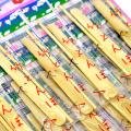 gr-434ima 小槌の竹とんぼ台紙 24付 (竹トンボ)