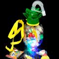 kta-104 チョコレート20個入【光るパイナップルボトル】 (取合せ/詰め合せ/詰め合わせ/詰合せ)