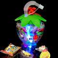 kta-105 チョコレート20個入【光るイチゴボトル】 (取合せ/詰め合せ/詰め合わせ/詰合せ)