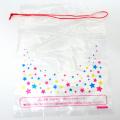ns-031dkis 【星柄】お持ち帰り用袋【金魚袋】 100枚