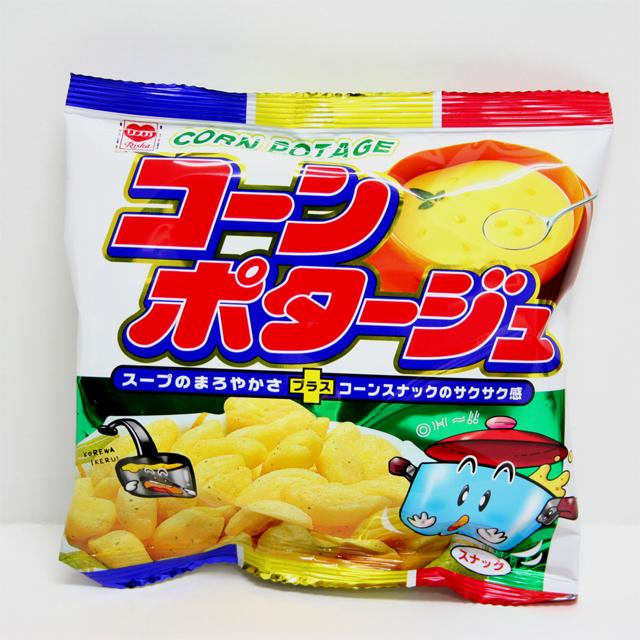 sun-06 リスカのコーンポタージュ20g 30円 30入【駄菓子】