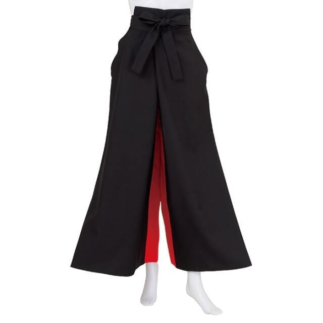 【大特価品】袴風パンツ