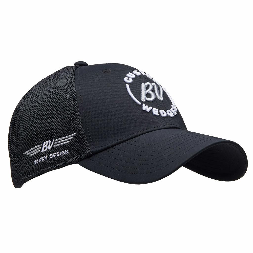 Vokey Tour Sports Mesh Cap Black/White/Silver