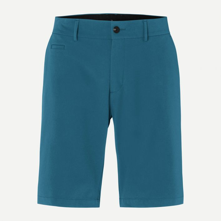 KJUS MEN IKE SHORTS  BLUE GREEN
